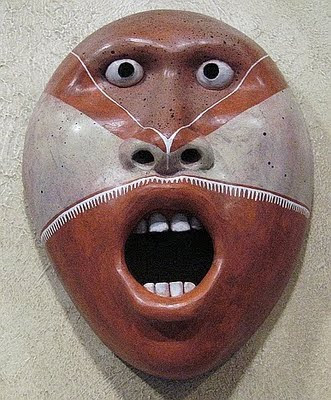 Native American Tribal Masks http://www.squidoo.com/more-masks