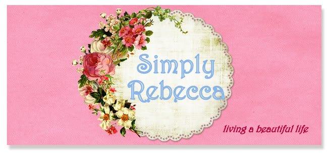 simply rebecca