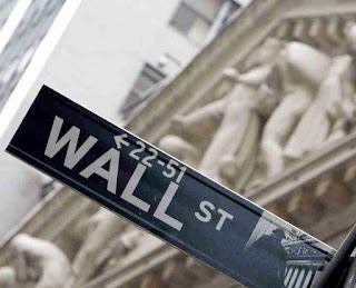 wall street sign Aug 17 21: Dow, NASDAQ; Solar Slides Some More
