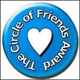 circle of friends award: