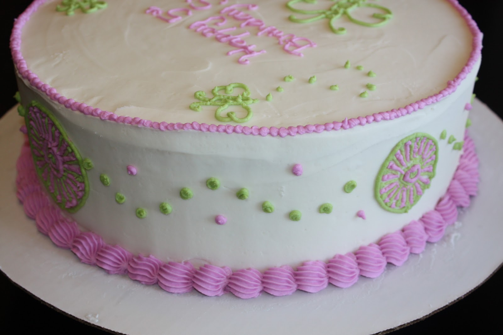 Impressive Buttercream Birthday Cake Decorating Ideas for Girls 1600 x 1067 · 117 kB · jpeg