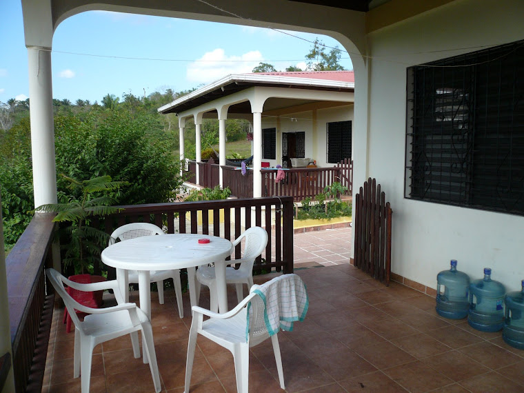 Our Belize Home