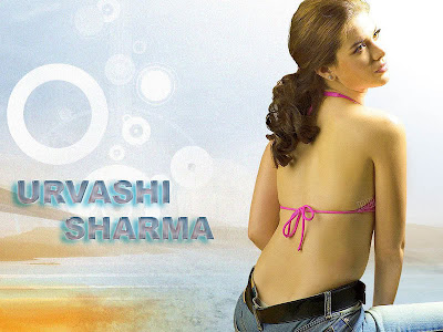 Urvashi Sharma panty