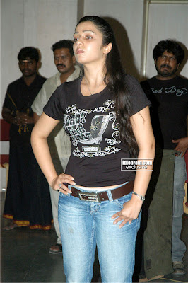 panty in jeans tollywood