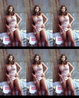 Indian Actress Panties Visible