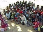 Trabalho Biblico em Muxungue-Moçambique