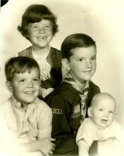 Todd, Valerie, Michal & Brian 1972