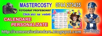 Calendare  Personalizate