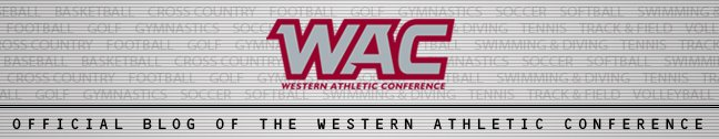Official Blog of the Western Athletic Conference