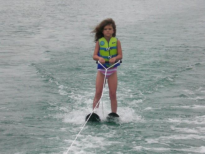 AnnaGrace Skiing