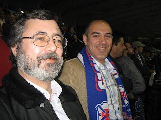 João Pela e Telmo Carvalho