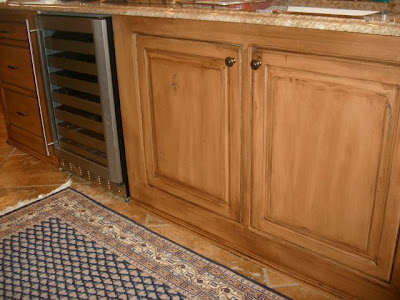 Gel Stain For Kitchen Cabinets
