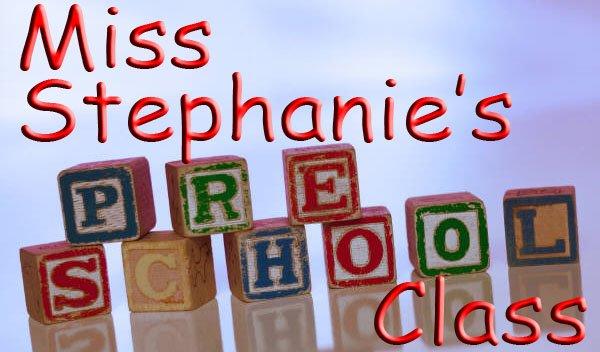 Miss Stephanie's Class