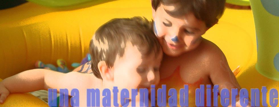 Una maternidad diferente