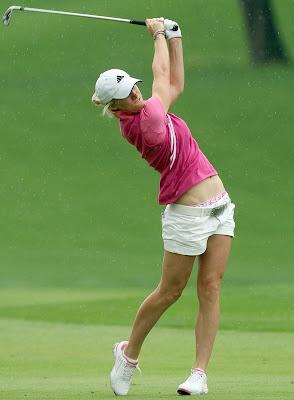 Hey, Melissa Reid, Your Panties Are Showing