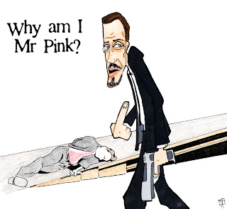 mr pink, buscemi