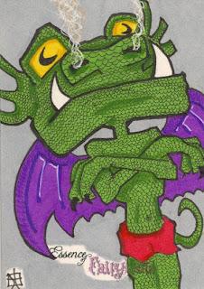 essence of fairyland, dragon
