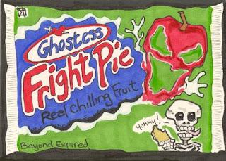 ghostess fright pie