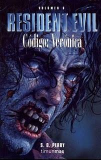 Resident Evil y el codigo de veronica CODIGO+VERONICA