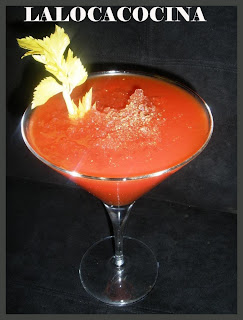 La loca cocina coctel bloody mary for Coctel bloody mary