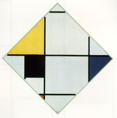 piet mondrian lozenge peit mondriaan peter peiter losenge pieter netherlands holland artist painter paintings photos pictures images photo artwork neo plasticism plastic