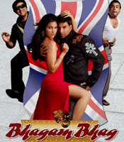 bhagam bhag movie film review 2006 2007