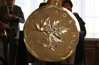 biggest one million dollar coin canada
