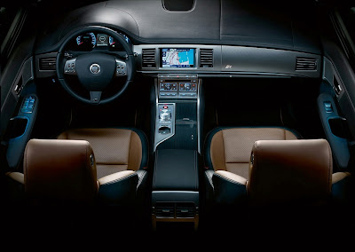 Jaguar XFR 5.0 V8