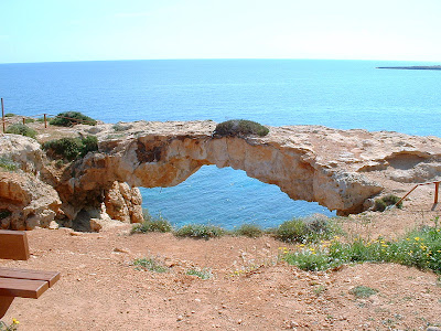 Natural Bridge, Cape Gkreko