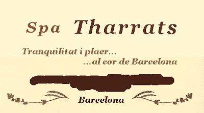 Spa Tharrats Espatarrats Tranquilitat i plaer al cor de Barcelona