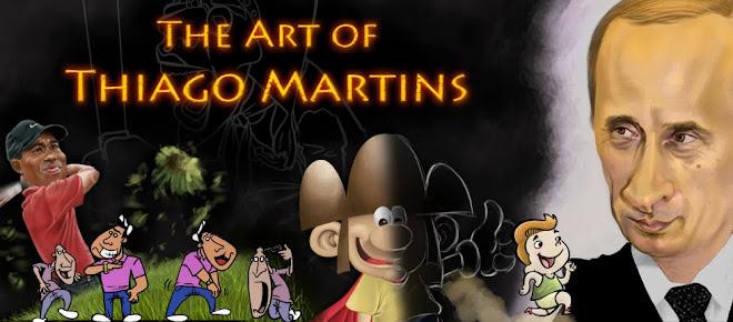 The Art of Thiago Martins