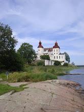Lackø slott i sverige