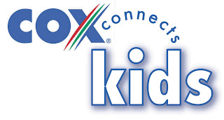 Cox Connects Kids Logo