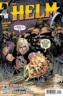 Bart Sears The Helm #1