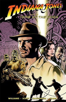 Bart Sears Indiana Jones: TOTG TPB