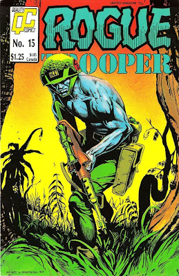 Bart Sears Rogue Trooper #15 cover