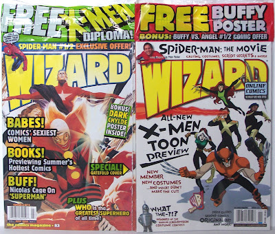 Bart Sears - Wizard #83 & 110