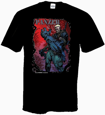 Bart Sears Panzer T-Shirt