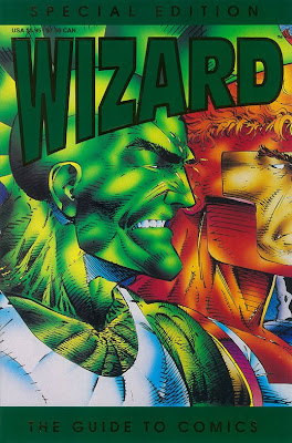 Bart Sears Wizard Special Edition cover