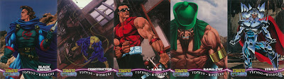 Bart Sears X-Men Timelines cards final