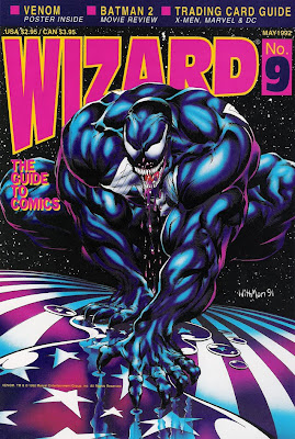 Bart Sears Wizard #9 cover