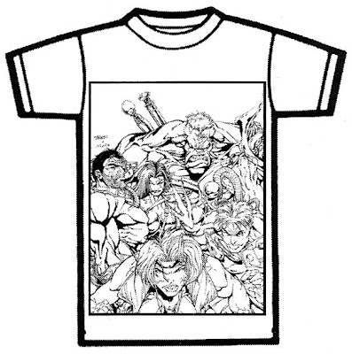 Bart Sears Javerts T-Shirt