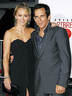 Ben Stiller's Mediterranean House Up For Sale   Celebrity ... Ben Stiller Christine Taylor Wedding