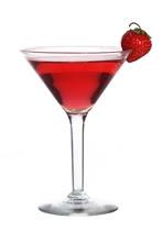 Martini de Fresa