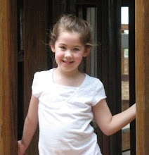 Caroline, a beautiful little girl