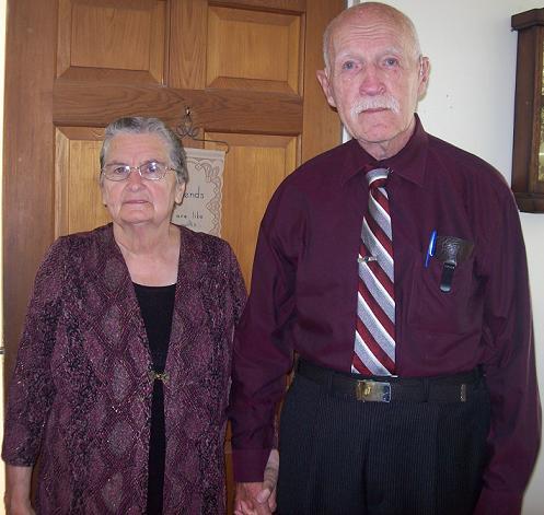 My mom and stepdad