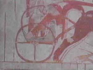 Chars de pharaon retrouvés dans la mer rouge Exwheel4