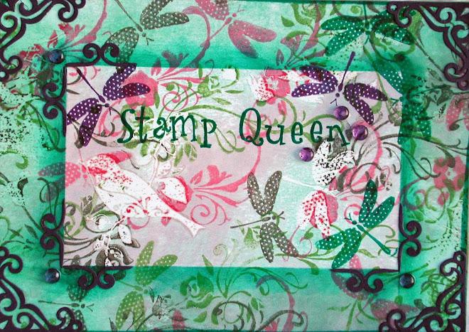 Stamp Queen