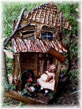 Massa's Servants doll House