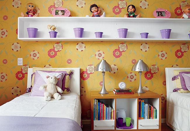 papel de parede decoracao de interiores: de Casas e Interiores: PAPEL DE PAREDE UM LUXO NA DECORAÇÃO